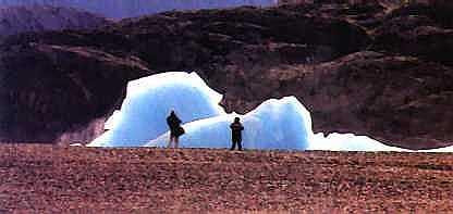 Glaciares milenarios