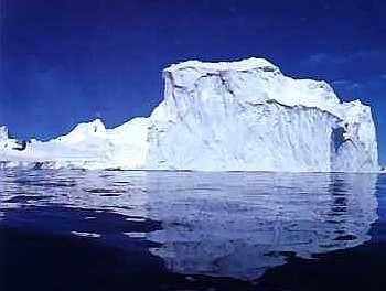 Imagen del Gran Glaciar