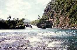 Aguas del Salto del Petrohue