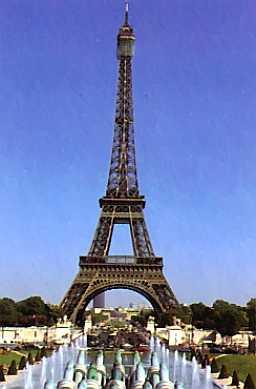 Torre Eiffel  - Francia